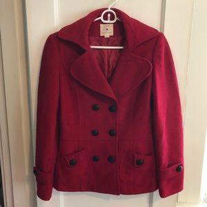 Forever 21 Wool Coat